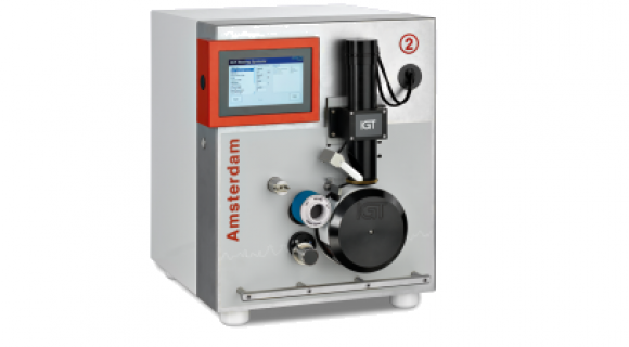 Amsterdam a new range of printability testers